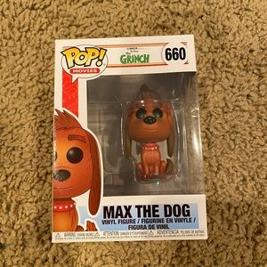 Max The Dog Funko Pop!
